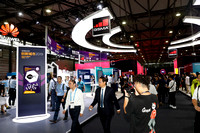 MWC Shanghai - Exhibition Experience